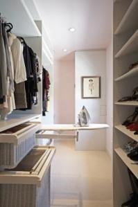 Closet space 1